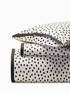 flamingo dot comforter set by kate spade new york