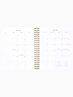 things we love large planner - august 2018-august 2019 by kate spade new york