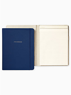 vp of daydreaming notepad folio by kate spade new york