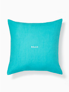 chic happens pillow by kate spade new york