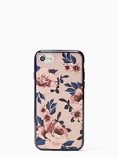 glitter prairie rose iPhone 7 & 8 case by kate spade new york