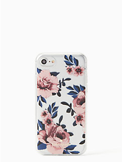 jeweled prairie rose iPhone 7 & 8 case by kate spade new york