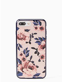 glitter prairie rose iphone 7 & 8 plus case by kate spade new york