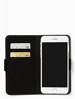 antoine iPhone 7 & 8 plus folio case by kate spade new york