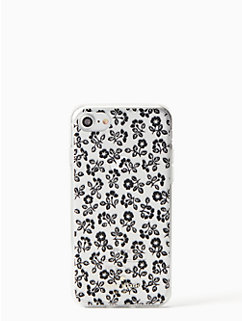 jeweled plains  iphone 7 & 8 case by kate spade new york