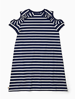 girls tossed hearts striped dress by kate spade new york