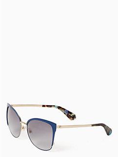 genice sunglasses by kate spade new york