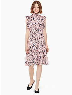 prairie rose flutter dress by kate spade new york