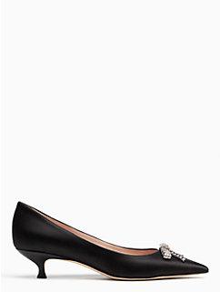 derbie kitten heels by kate spade new york