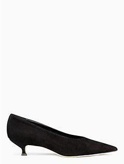 dale kitten heels by kate spade new york