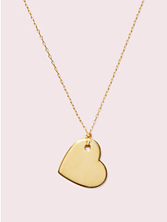 demi fine heart pendant by kate spade new york