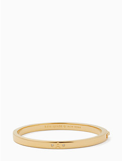 one in a million initial bangle by kate spade new york